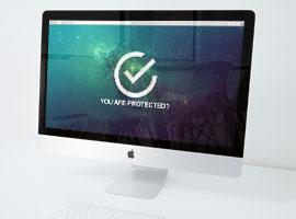Antivirus till din Macintosh-dator