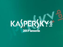 Kaspersky 2019 lanseras för Windows och Mac