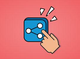 Sociala spel på mobilen