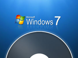 Installation av Windows 7