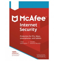 McAfee Internet Security Unlimited