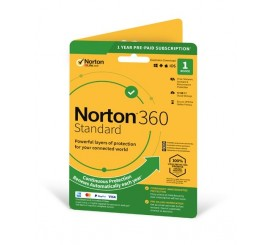 Norton Antivirus 1 PC