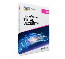 Bitdefender Total Security Multi-Device