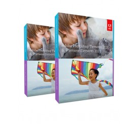 Adobe Photoshop Elements plus Adobe Premiere Elements 2019 - | PC/Mac |