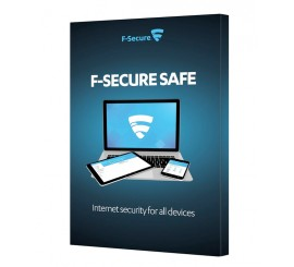 F-Secure SAFE till 5 enheter