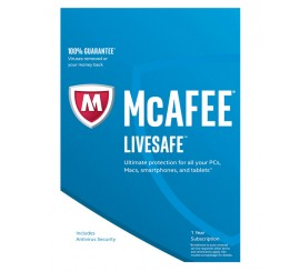 McAfee LiveSafe