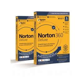 Norton Security 5 enheter