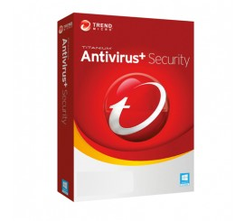 Trend Micro Antivirus + Security 2019