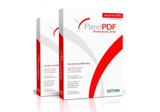 SoftMaker FlexiPDF Pro