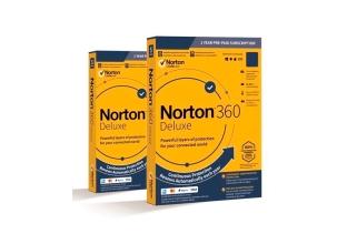 Norton 360 Deluxe med VPN