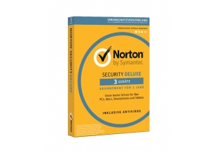 Norton Security DELUXE til 3 enheder