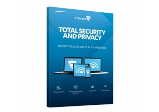 F-Secure Total Security and Privacy