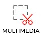 Multimedia programvara