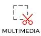 Multimedia programvara